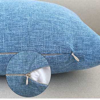 Solid Color Sofa Cushion Cover 2