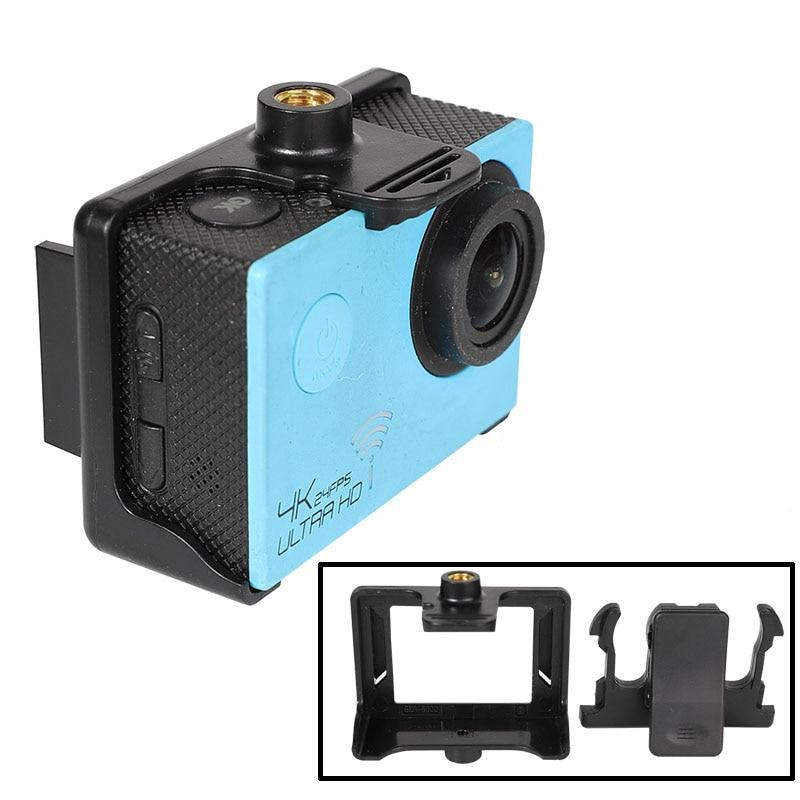 Frame Case Backpack Clip Belt Mounts For SJCAM SJ4000 Wifi SJ6000 SJ7000 SJ9000 EKEN H9 H9r C30 Sport Action Camera Accessories