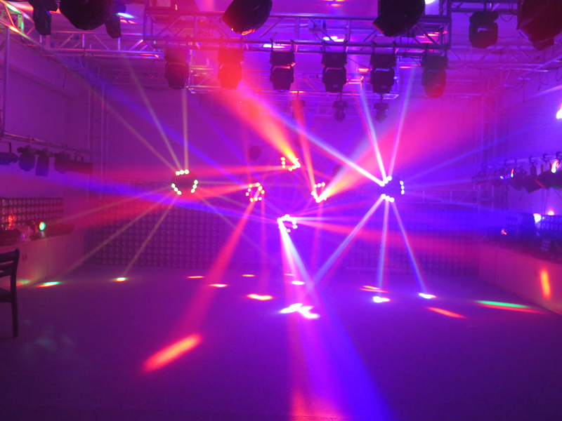 2xLot 9 Eyes LED Spider Beam Light Adj Light With Endless Rotating Stage Light 9/43 DMX Channels 5 Beam Angle For Party Club-in Stage Lighting Effect from ... & 2xLot 9 Eyes LED Spider Beam Light Adj Light With Endless Rotating ... azcodes.com