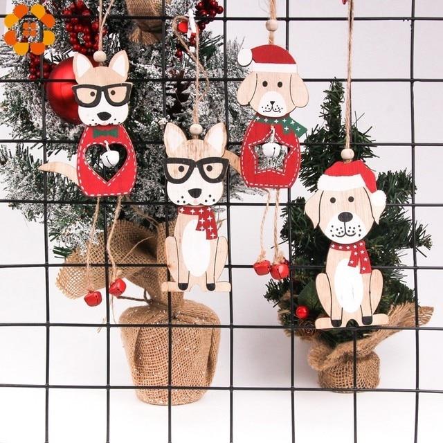 Dog Cute Christmas  Pendants  2