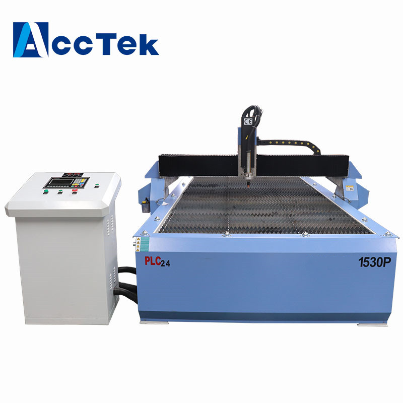 Factory Direct Supply Gas CNC 5x10 Feet Flame And Plasma Cutter Machine 100A 1530 Price