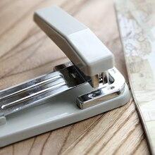 360 градусов вращения ручной степлер тяжелый Большой 24/6 можно установить 35 листов бумаги graphadora papelaria