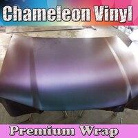 Blue to Purple 3D Carbon Fibre Chameleon vinyl sticker foile for car wraps / chameleon gloss vinyl film for vehicle wraps