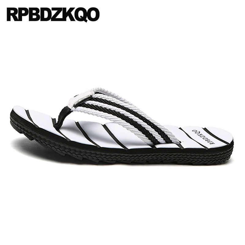 slippers open toe shoes size 45 flip