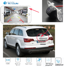 YESSUN for Audi Q7 TDI 2007~2009 for Audi RS6 Plus Avant 2008~2009 New Arrival! wireless connection car reversing HD camera цены