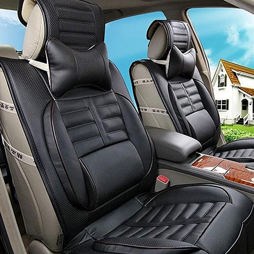2Pcs Ergonomic Bone Auto Seat Head Neck Rest Cushions Headrests Car Pillows