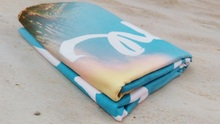 Microfiber compact Travel beach towel