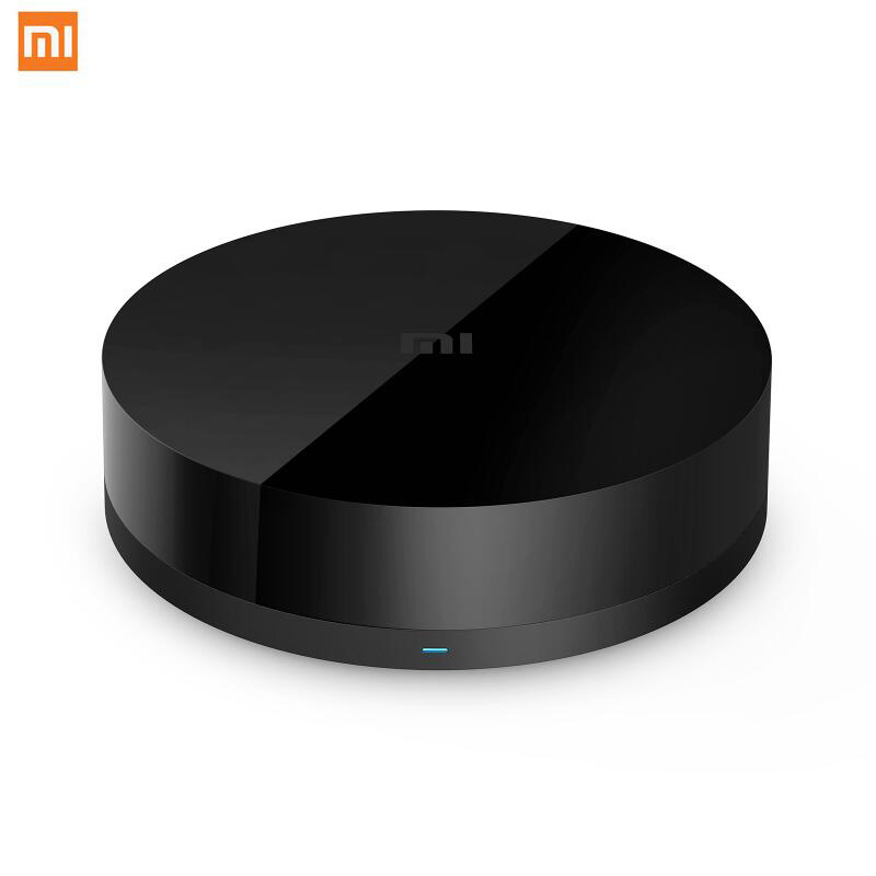 Black Friday Xiaomi Mi Universal Smart Remote Controller Home Appliances WIFI+IR Switch 360 Degree Smart for Air Conditioner TV xiaomi chuangmi 720p smart camera ir