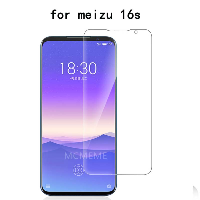 protective glass For MEIZU 16s pro tempered glass For MEIZU 16s pro 16s 16 16xs glass