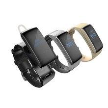 Smart Band talkband Bluetooth Smart Браслет DF22 Портативный говорить SmartBand Active Фитнес трекер для iOS телефона Android