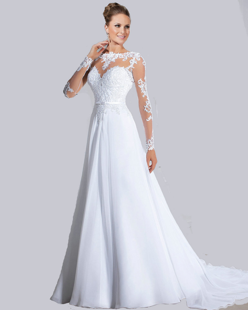 white wedding dresses Your Inspirations for White Wedding Dress Designs