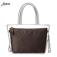 729f685e354fd Cosmetic Bags For Women Girls Organizer Ultra Light Travel Handbags Inner  Bags Traveling Multi Functional Makeup