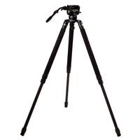 DIGITALFOTO 771CT carbon fiber camera tripod 4 sections video shoot 75mm/100mm 25kg bear bowl tripods for DSLR CAMCORDER BMCC