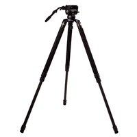 Digitalfoto 771CT углеродного волокна штатив 4 секции снимать видео 75 мм/100 мм 25 кг медведь чаша штативы для DSLR видеокамеры BMCC