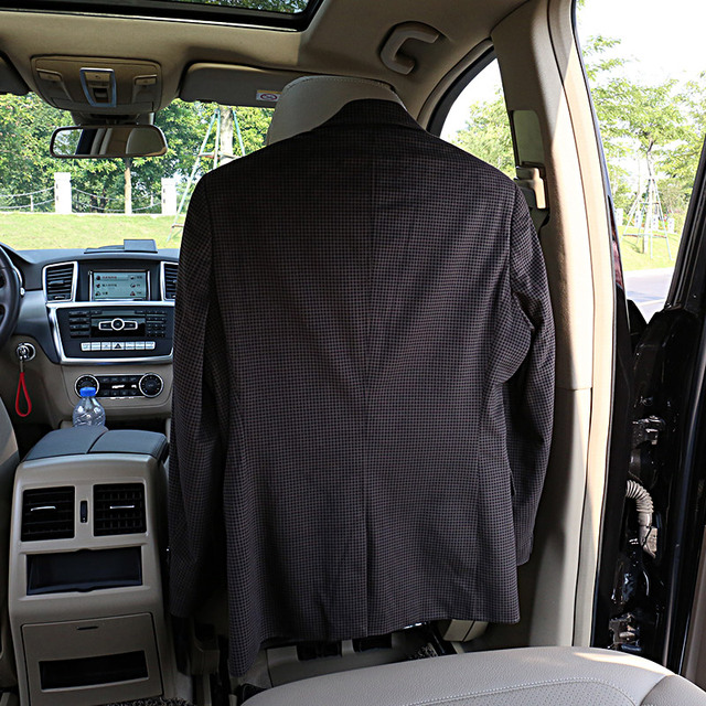E-FOUR Car Coat Hanger | Suit or Jacket Back Seat  2