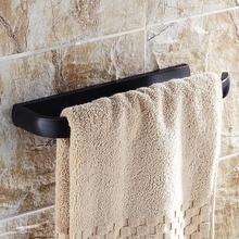 Мода масло втирают бронзовый медь в стену туалет полотенцедержатели одной полотенце бары-бесплатная / аксессуары для ванной комнаты barra toallero