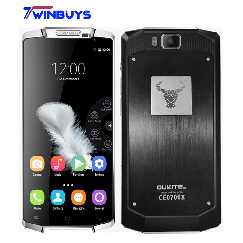 Цена за Оригинал Oukitel K10000 4 Г FDD LTE 10000 мАч Батареи Смартфон Quad Core Android 5.1 Леденец 5.5 дюймов 720 P 13MP Большая Емкость
