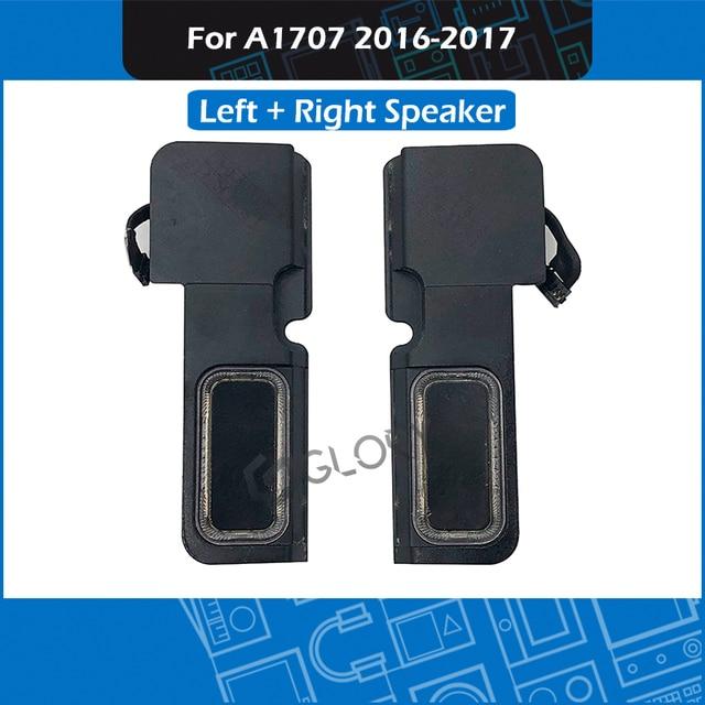 "A1707 רמקול שמאל וימין עבור Macbook Pro רשתית 15 ""A1707 רמקול סט 2016 2017 EMC 3072 EMC 3162 משמש"