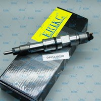 ERIKC Genuine Injector 0445120390 CR Spray  Parts Injector Assy 0 445 120 390 Diesel Fuel Jet Injection 0445 120 390 Nozzle