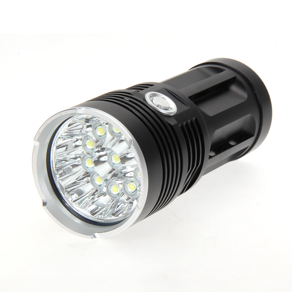 28000LM SKYRAY 11 Leds XM L T6 LED Hunting Flashlight Torch Outdoor Camping Fishing LED