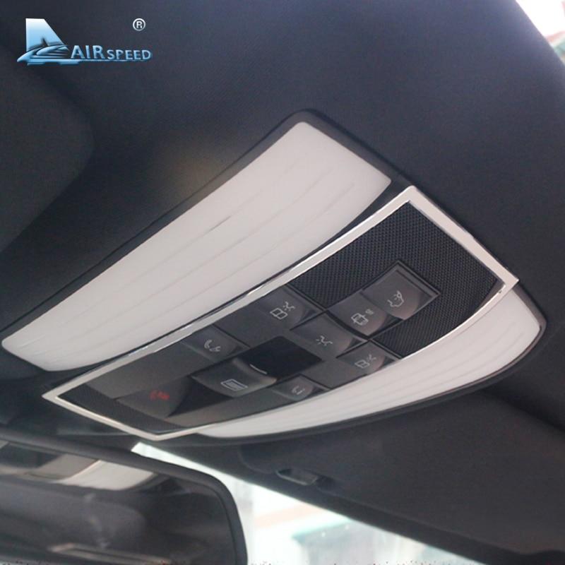 Airspeed for Mercedes Benz E Class W212 Car Reading Light Frame Dome Light Trim Interior ...
