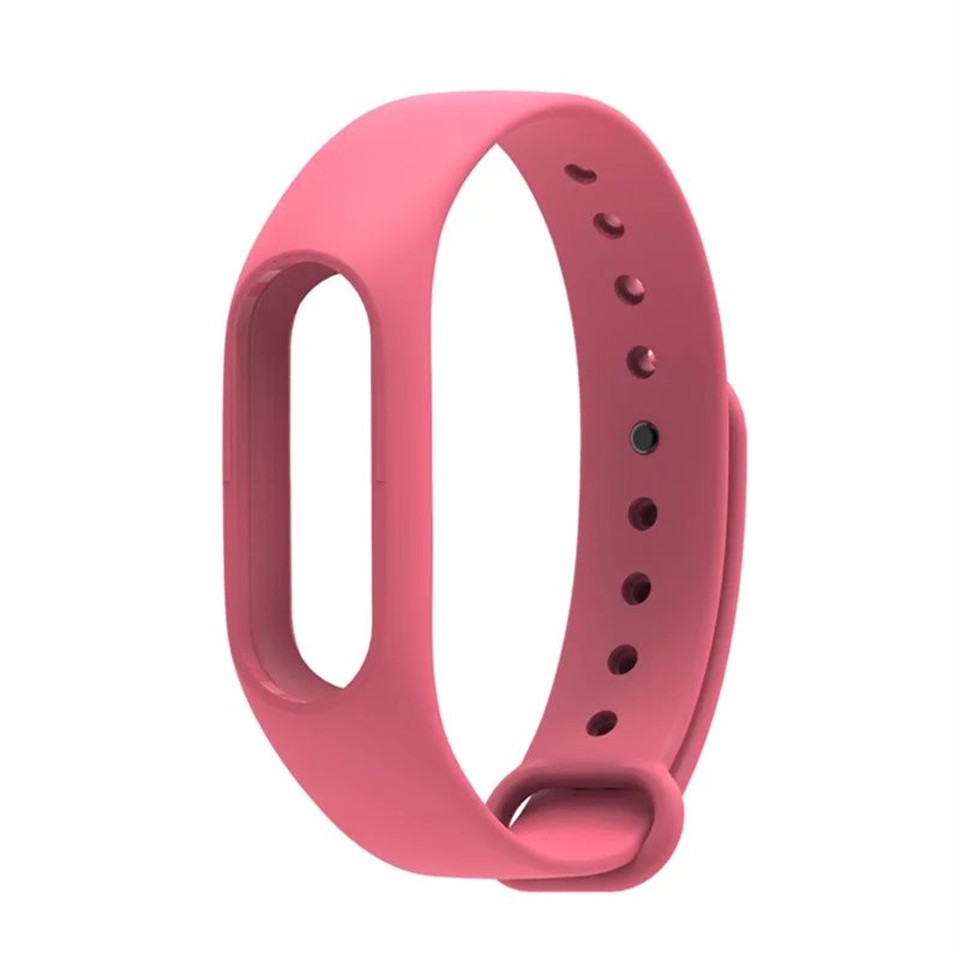Teyo Silicone Replacement Wrist Strap For Xiaomi Mi Band 2 Smart Band Accessories Miband 2 for Xiaomi Mi Band 2 Smartband Sraps 22
