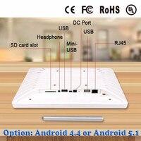 Android кассовый аппарат фабрика pos с 10 inch монитор/дисплей/компьютер все в одном ПК POS базы