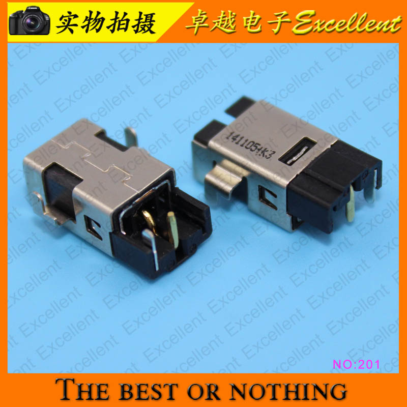 все цены на  YUXI 52X  DC Power Jack Connector for DELL Vostro 5460 5560 5470 P34F DC JACK DC Connector 1.65mm  онлайн