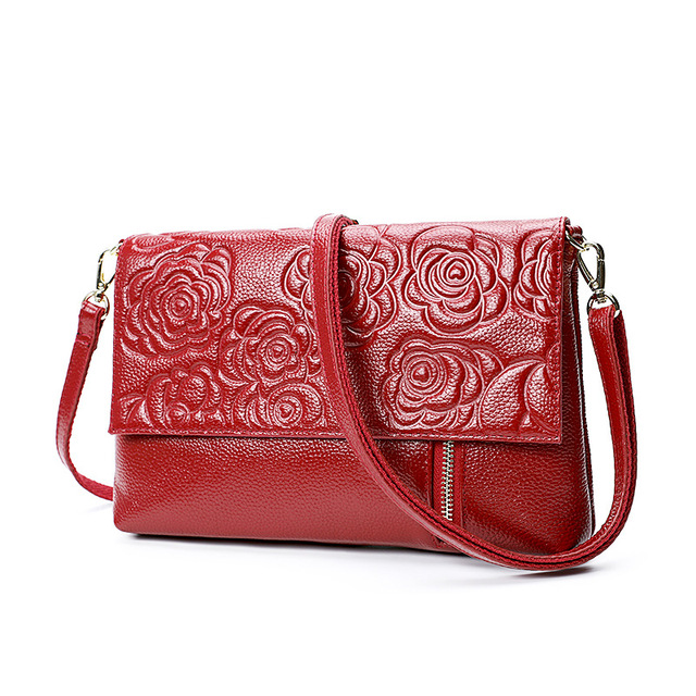 Europe And The United States Famous Brand Design Purse Women Fashion Bag Cowhide Leather Handbags S