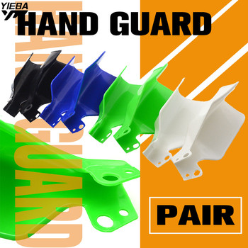 Motorcycle Hand Guards Brush Bar Hand Protector for HONDA CR80R/85R CRF125F CRF150R CR125R/250R YAMAHA YZ80/85 YZ125/250 YZ250F image