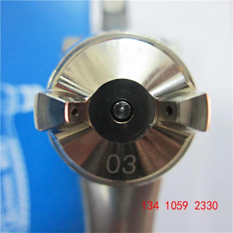Prona MRS-F kézi szórópisztoly, ventilátor mintázat, - Elektromos kéziszerszámok - Fénykép 5