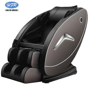 Image 4 - Электрическое Кресло для массажа всего тела, 3d Шиацу, новейшая фиксация SL дорожка, низкая цена, Корея, Индия, Япония