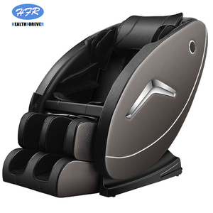 Image 4 - Korea India Japan Latest Fix SL Track Power Supply Price 3d Foot Shiatsu Cheap Electric 4d Zero Gravity Full Body Massage Chair