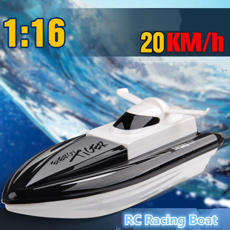 2018 New High Speed RC Boat Speedboat Mod 2.4GHz 4 Channel 20km/h Racing Remote Control Boat as gift For children Toys Kids Gift2018 New High Speed RC Boat Speedboat Mod 2.4GHz 4 Channel 20km/h Racing Remote Control Boat as gift For children Toys Kids Gift