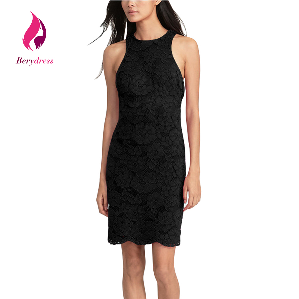 Berydress sexy womens robe de soiree bodycon short black for Womens summer dresses for weddings