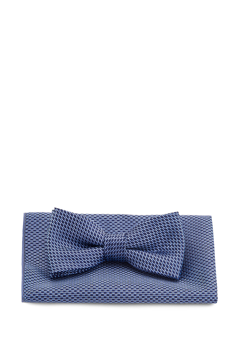 Фото - [Available from 10.11] Bow tie men's handkerchief CARPENTER carpenter poly 1 Golub 710 1 90 blue [available from 10 11] bow tie male carpenter carpenter poly 6 blue 512 1 15 blue