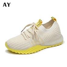AY zapatos deportivos transpirables para mujer zapatos deportivos mujer Zapatillas de verano mujer Zapatillas de correr 2019 женские кеды wenbu zapatillas mujer zapatos y258