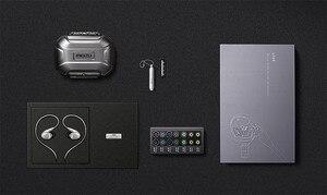 Image 5 - Original Meizu Live Quad Driver Earphone HiFi Professional Monitor Audiophile Earphones Four Unit Balanced Armature for phone