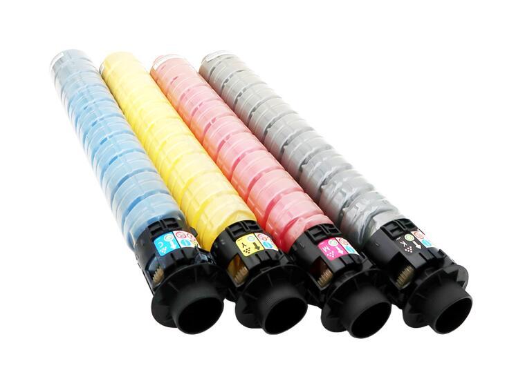 4PC set new Color Toner Cartridge printer cartridge compatible for ricoh MPC C2503HC MP C2011SP MP