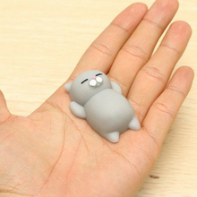 Mini Squishy Cat Phone Sticker