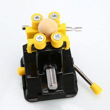 Mini DIY Clamp Carving Fixture Vise Strong Suction Cup Base Table Bench Metal Home Tools Free Shipping