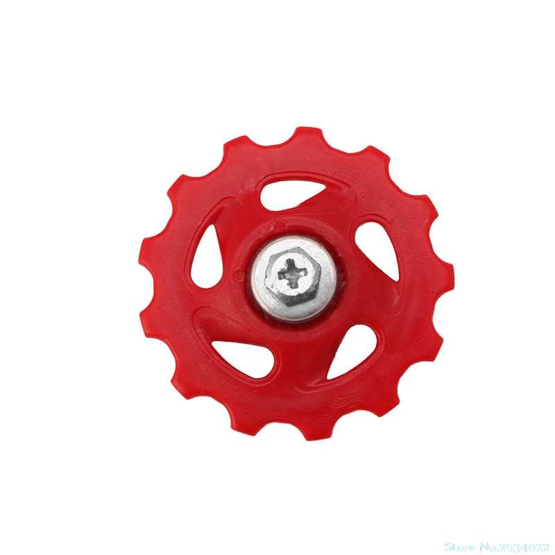 Nieuwe 13T Fiets Sealed Bearing Neuswiel Achter Kettingen Derailleur Katrollen Hot Sale Drop Ship