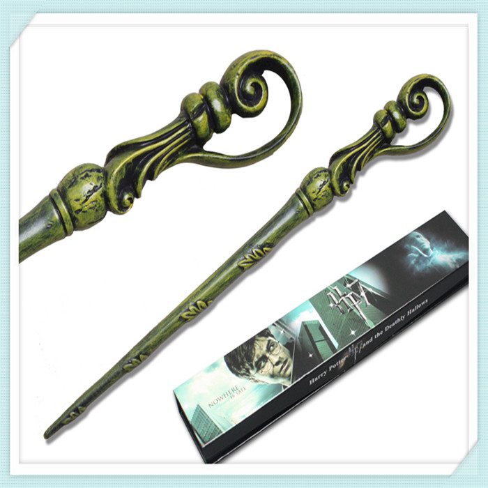 Chirstmas Toy for children Harry Potter Fleur Delacour Magical Wand New In Box free shipping kids toys