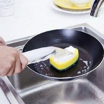 Cepillo estropajo para limpiar sartenes