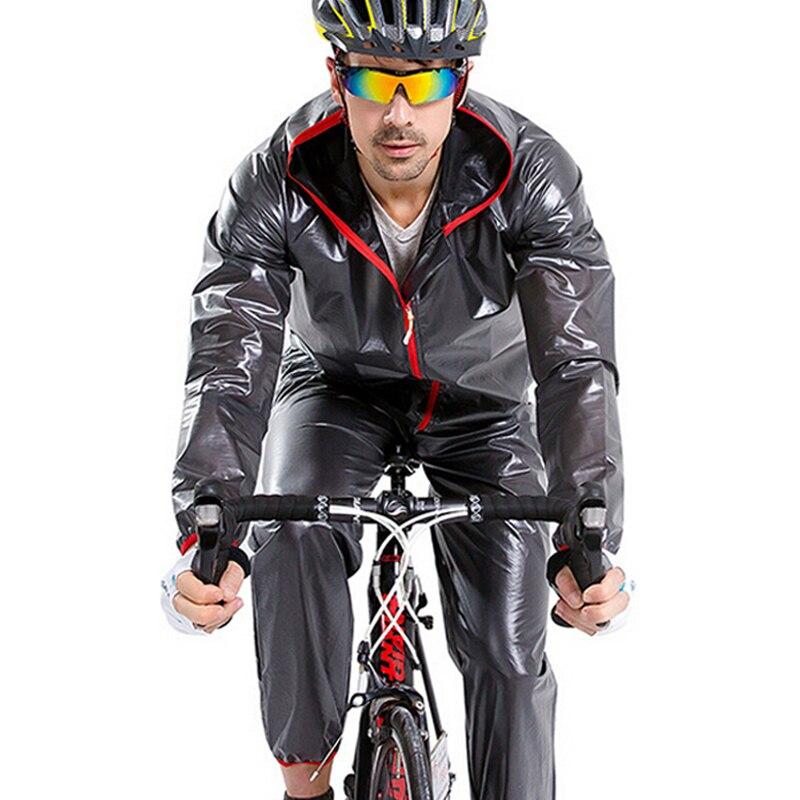 Prix pour Vélo Maillot À Séchage Rapide Vélo Veste Imperméable Vélo Vélo Riancoat Pluie Manteau Poncho Vélo Vêtements