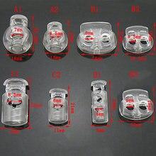 5 шт., пластиковые заглушки для шнура