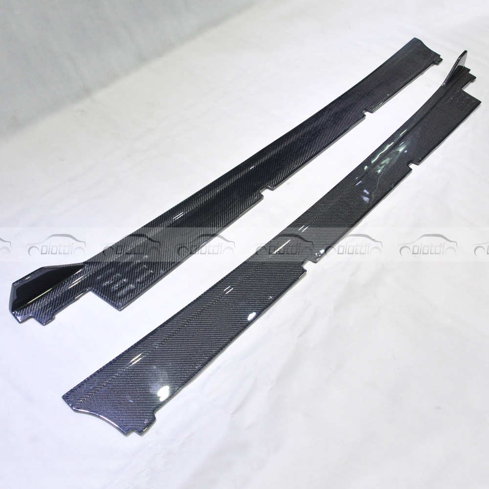 Auto Replacement Parts Supply O Style Extension Penel For Lamborghini Lp700 Oem Style Car Styling Carbon Fiber Side Skirt Body Kits