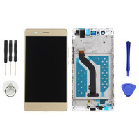 For Huawei P9 Lite LCD Display And Touch Screen With Frame Assembly Part 5 2inch For