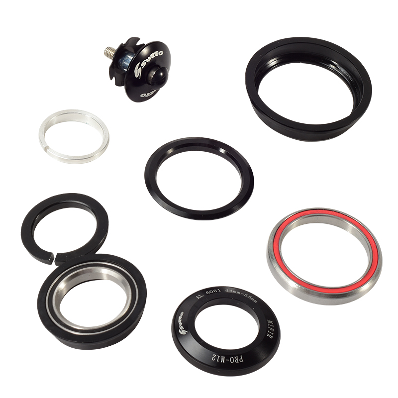 SWTXO Mtb Bike Headset 44 MM Aluminum Bicycle Headset in Bicycle Headset from Sports Entertainment