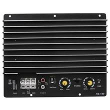 12V 100W 150W Car Auto Stereo Audio Subwoofer Power Amplifier Board Car Audio Power Amplifier Powerful Bass Subwoofers Amp New